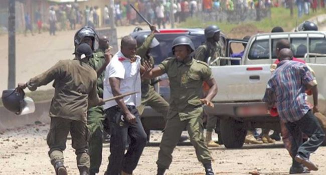 GUINEA: 2 anti-govt protesters shot dead, opposition members, activists arrested