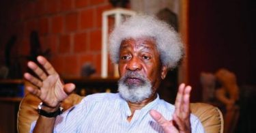 Soyinka attacks Balarabe Musa over comments on Amotekun