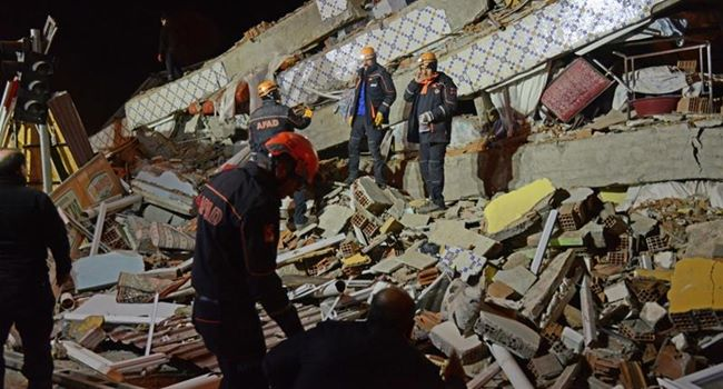 TURKEY EARTHQUAKE: Erdogan slams those saying the country was unprepared, as death toll hits 29