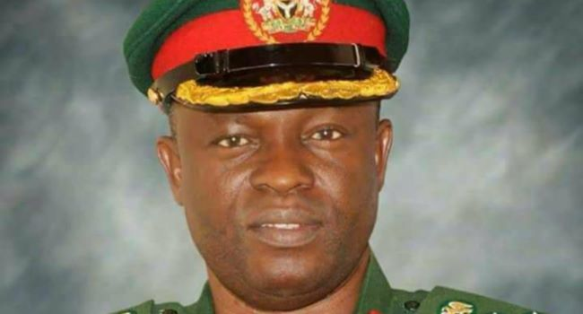 EFCC secures interim forfeiture order for Army General's $376,120