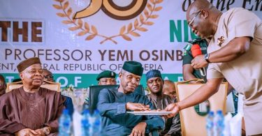 We must avoid circumstances that led to civil war —Osinbajo