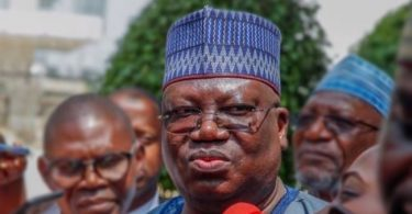Lawan suggests ways to fight insecurity in Nigeria