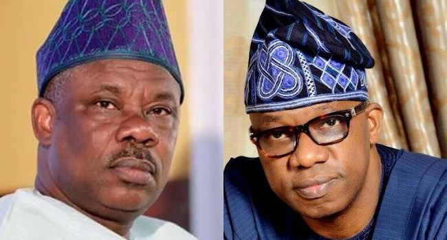 Amosun, Abiodun struggle to take credit for $250m World Bank facility