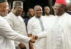 Uzodinma absent, as South East govs conclude decision to set up regional security outfit