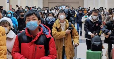 Death toll from China's coronavirus outbreak surges above 1,500 victims