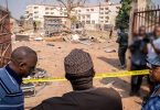 Police building within Ekiti Govt Secretariat destroyed by bomb blast