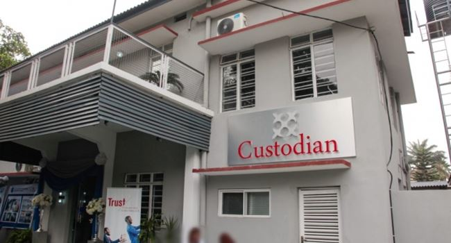 Custodian Investment posts 15% plunge in profit amidst rocketing operating expenses, declares N0.35 dividend