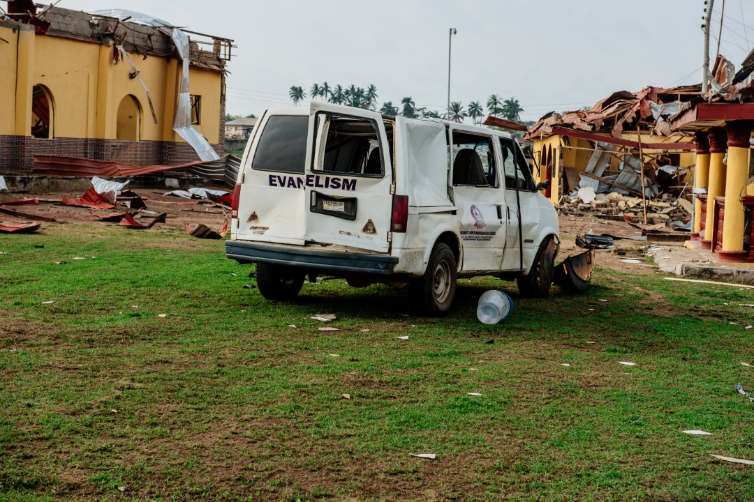 Many injured, buildings damaged, as explosion rocks Akure (photos)