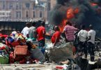 Lagos explosion destroyed over 50 houses -NEMA