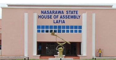 Nasarawa Assembly shuts down due to COVID-19 fears