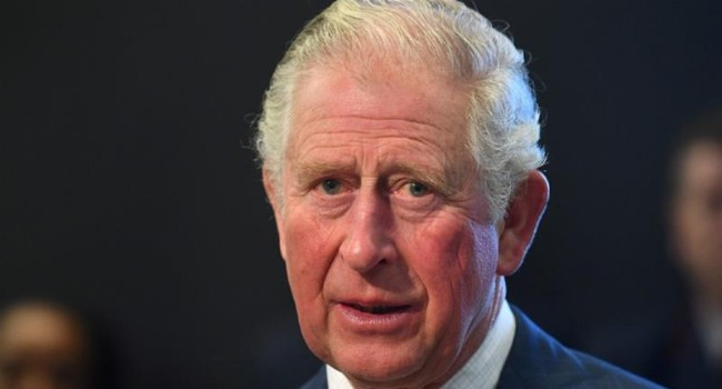 JUST IN: Britain's Prince Charles tests positive for coronavirus