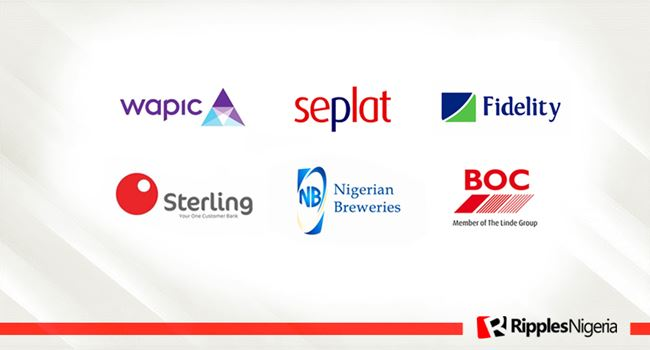 Seplat, Fidelity, Sterling top Ripples Nigeria stock watchlist