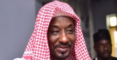 JUST IN... Sanusi regains freedom, heads to Abuja