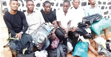 Suspected bank account hackers arrested in Anambra