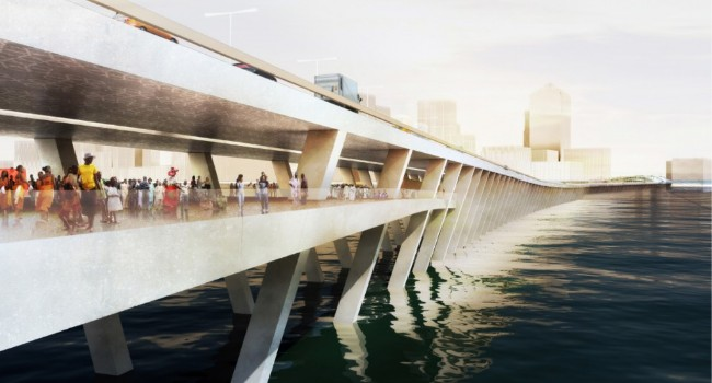 Lagos State selects firms for Fourth Miainland Bridge construction