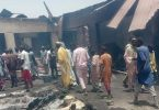 Fire razes IDPs camp in Borno, kills 14, injures many