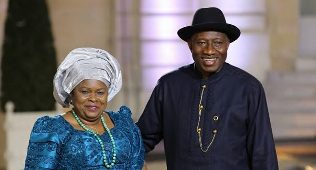 P&ID: Nigerian govt seeks details of 10 foreign accounts allegedly owned by Jonathan, wife, Diezani