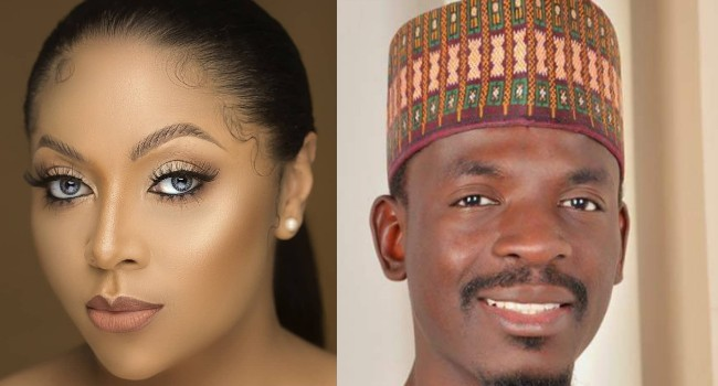 Buhari's aide calls out singer Paul Okoye's wife for demanding whereabouts of Abba Kyari