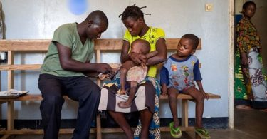 DRC healthcare system needs support else children's futures will be destroyed —UNICEF