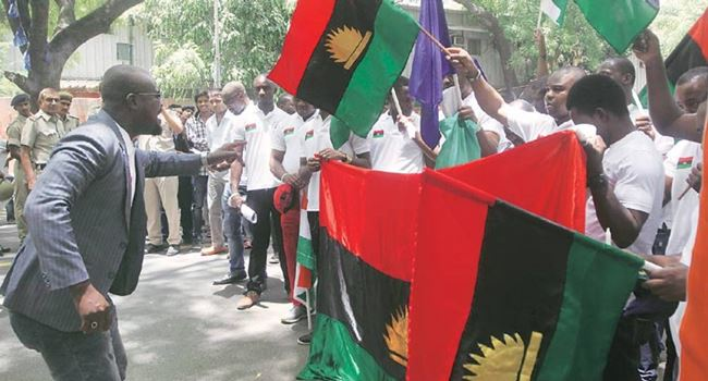 BIAFRA GROUP TO BUHARI: Allow Nigerians go about their businesses, there's cure for COVID-19