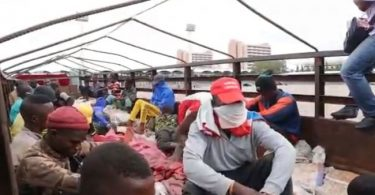 29 motorcyclists from Nasarawa heading for Lagos arrested in Abuja (Video)