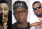 Eedris Abdulkareem, Samklef slam Obasanjo, accuse him of being the genesis of Nigeria's problems