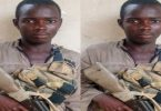 Dreaded Boko Haram member surrenders voluntarily