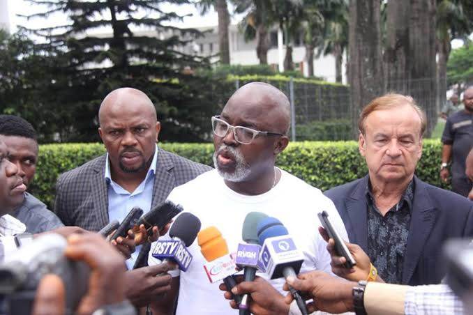 Amaju Pinnick and the press
