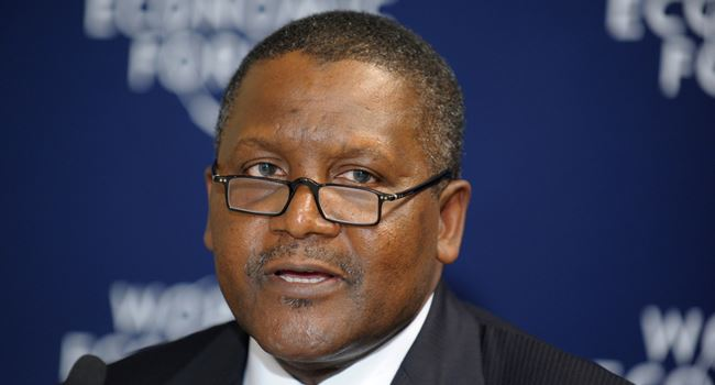 Dangote disowns Executive jets, says I have no stake in it