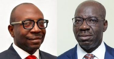 RIPPLESNIGERIA POLL: Who would you vote in the Edo guber election; Obaseki or Ize-Iyamu?