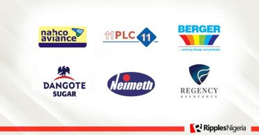 NAHCO, 11 PLC, Berger Paints top Ripples Nigeria stock watchlist
