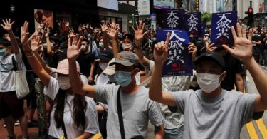 Activists raise fears as China passes security law on Hong Kong