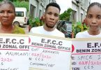 Following FBI petition, EFCC arrests undergraduate, mother, girlfriend for alleged internet fraud