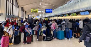 COVID-19: 109 stranded Nigerians evacuated from India