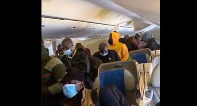COVID-19: Another 172 stranded Nigerians evacuated from Uganda, Kenya