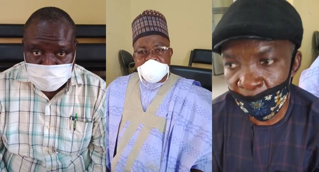 Taraba lawmaker, two council chairmen arraigned over alleged N104m fraud