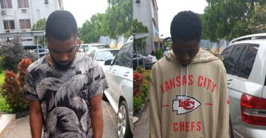 Two fake custom agents land in EFCC custody