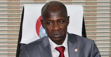 Money in TSA doesn't attract interest, Magu reacts to allegation he did not account for interest on recovered N550bn