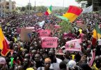 MALI: Opposition vows to 'step up' anti-govt protests, blames President Keita for economic woes