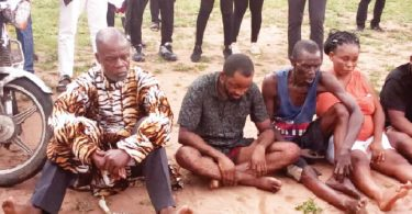 Traditional ruler, pastor arrested for alleged kidnapping