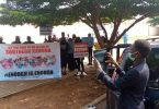 Protesters storm US Embassy over Kaduna killings