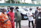 Wike gifts 15 Rivers NASS members with SUVs, asks them to defend state's interest
