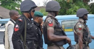 Ogun police arrests suspected armed robbers on way to operation