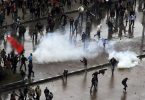 EGYPT: One dead, many injured as police launch crackdown on anti-Sisi protest