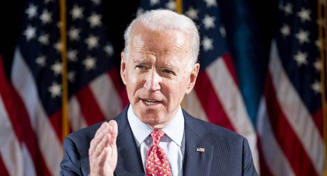 COVID-19: Biden says Trump's incompetence, lies has caused America grave losses