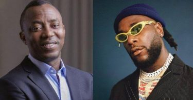Sowore, Burna Boy exchange words over Independence Day Protest