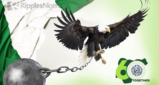 Editorial... Nigeria@60: Awake, awake sleeping giant!