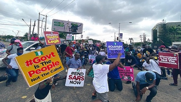 #EndSARS campaigners challenge freezing of their accounts in Abuja court