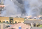 Gunshots, fire reported from Ikoyi prisons