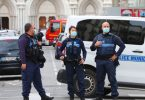 FRANCE: Knifeman fatally stabs three, injures several worshipers in church